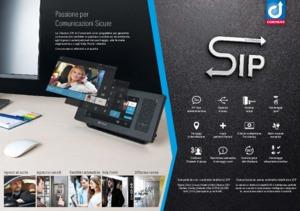 Catalogo prodotti Commend SIP
