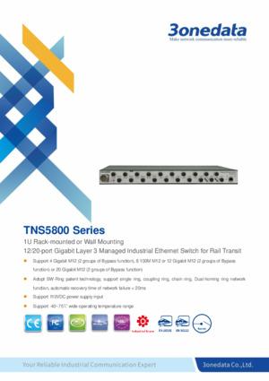 TNS5800 Datasheet
